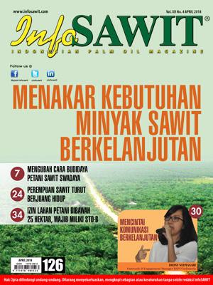 Majalah Infosawit Edisi April 2018