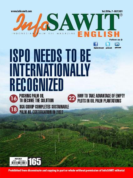 E-Magazine InfoSAWIT English July 2021