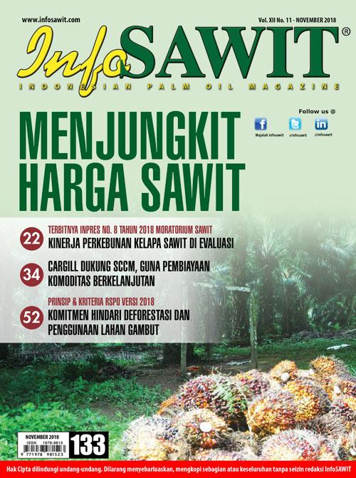Majalah InfoSAWIT edisi November 2018