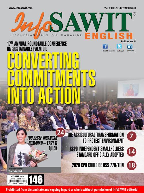 E-Magazine infoSAWIT english December 2019