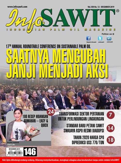Majalah InfoSAWIT edisi Desember 2019
