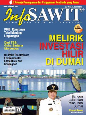 Majalah edisi Agustus 2013