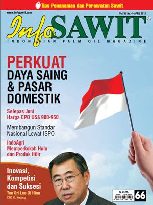 Majalah edisi April 2013