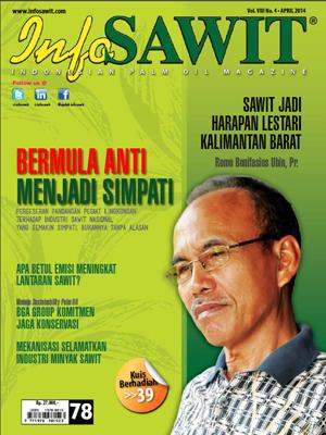 Majalah Edisi april 2014