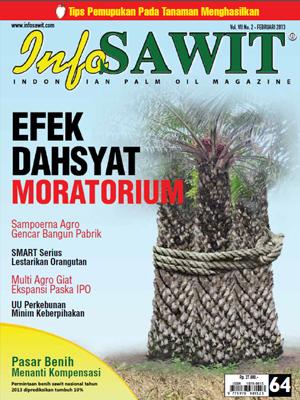 Majalah edisi Februari 2013