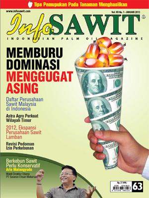Majalah edisi Januari 2013