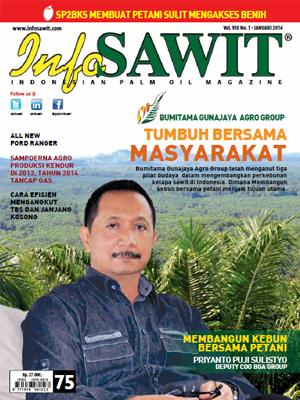 Majalah Edisi Januari 2014