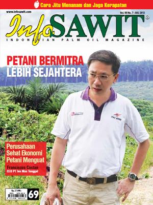 Majalah edisi July 2013