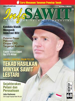Majalah edisi Juni 2013