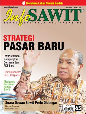 Majalah edisi Maret 2013