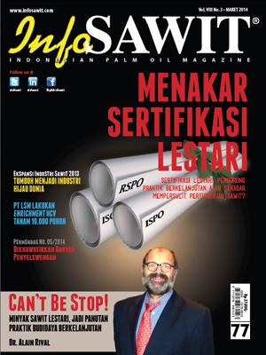 Majalah Edisi Maret 2014