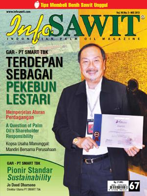 Majalah edisi Mei 2013