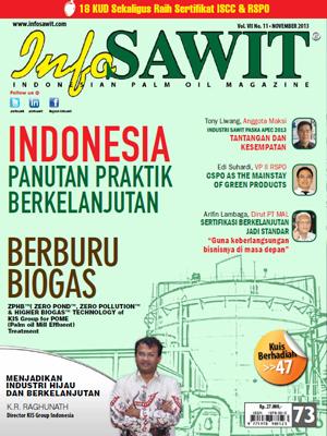 Majalah edisi November 2013