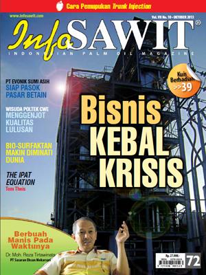 Majalah edisi Oktober 2013