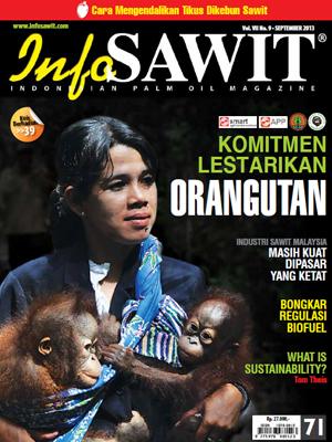 Majalah edisi September 2013