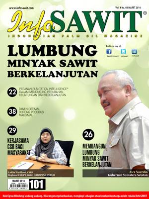 Majalah Edisi Maret 2016