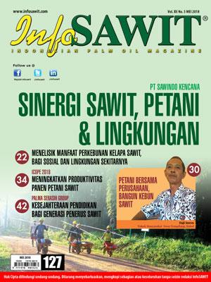 Majalah Infosawit edisi Mei 2018