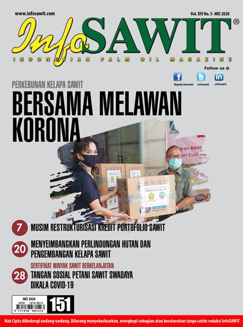 Majalah InfoSAWIT edisi Mei 2020