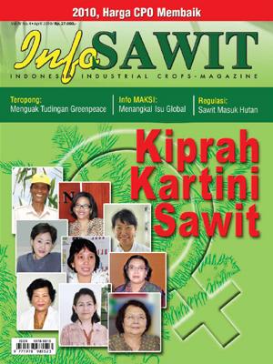 Majalah Edisi April 2010