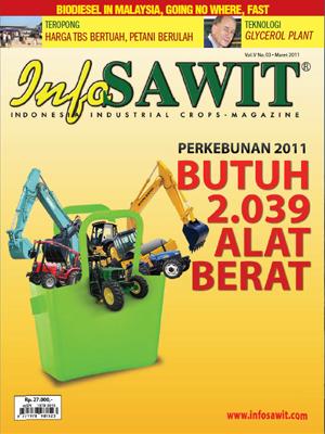 Majalah Edisi Maret 2011