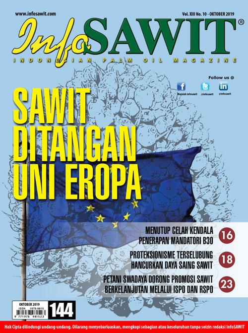 Majalah InfoSAWIT edisi Oktober 2019