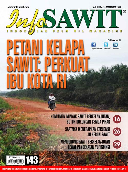 Majalah InfoSAWIT edisi September 2019