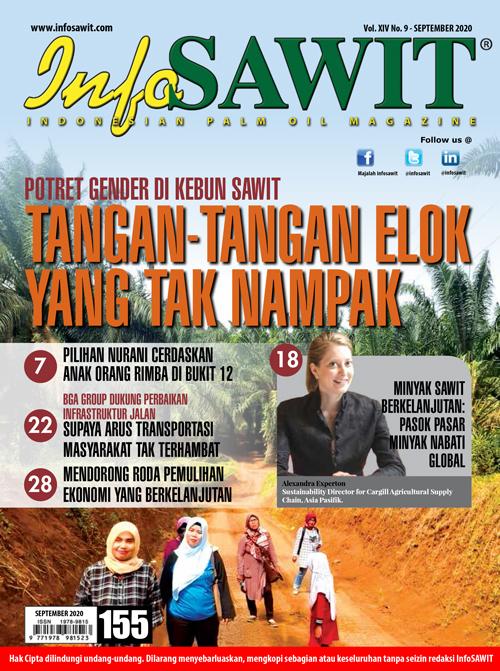 Majalah InfoSAWIT edisi September 2020