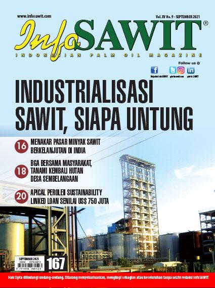 Majalah InfoSAWIT Edisi September 2021