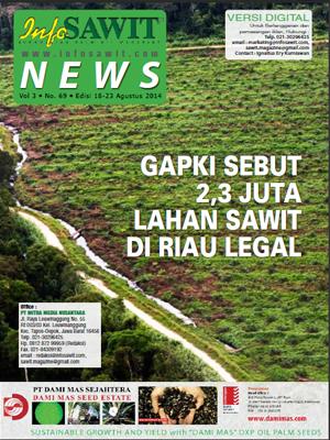 NEWSWEEK Vol 3 No 69 Edisi 18-23 Agustus 2014