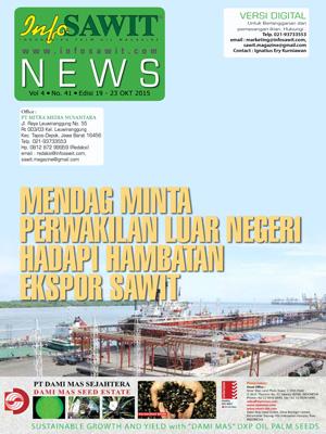 NEWSWEEK Vol 4 No 41 Edisi 19-23 Okt 2015