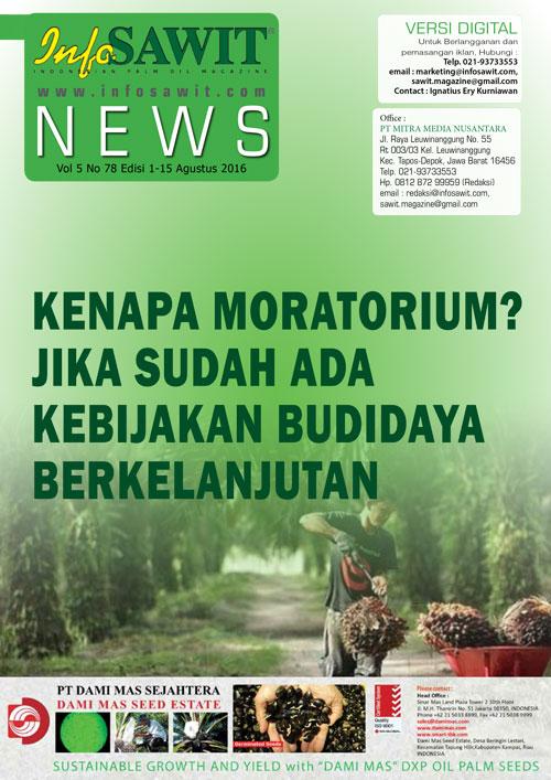 NEWSWEEK  Vol 5 No 79 Edisi 16-30 Agustus 2016