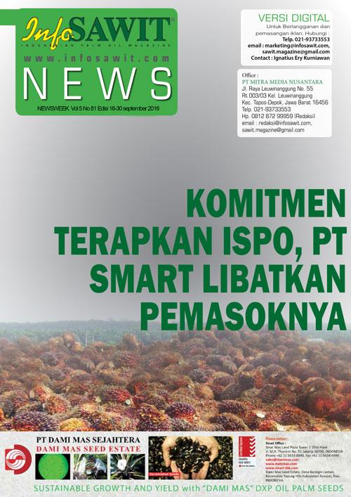 NEWSWEEK  Vol 5 No 81 Edisi 16-30 september 2016