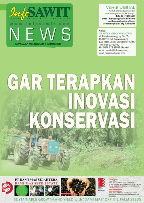 NEWSWEEK  Vol 5 No 82 Edisi 1-15 oktober 2016