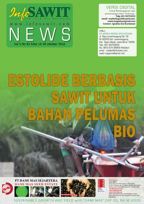 NEWSWEEK  Vol 5 No 83 Edisi 16-30 oktober 2016