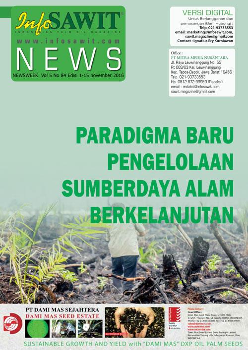 NEWSWEEK  Vol 5 No 84 Edisi 1-15 november 2016