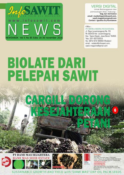 NEWSWEEK  Vol 5 No 85 Edisi 16-30 november 2016