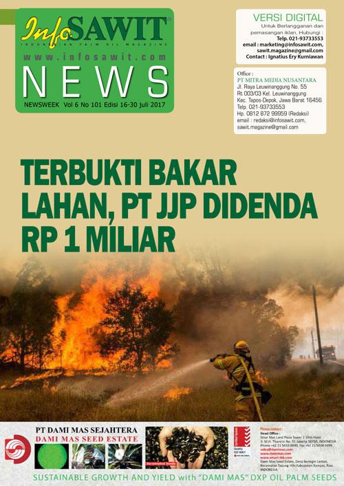 NEWSWEEK  Vol 6 No 101 Edisi 16-30 juli 2017
