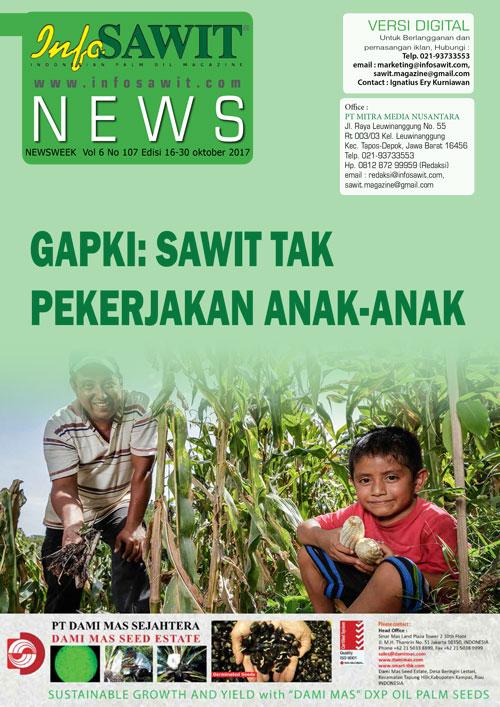 NEWSWEEK  Vol 6 No 107 Edisi 16-30 oktober 2017