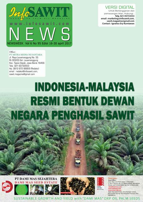 NEWSWEEK  Vol 6 No 95 Edisi 16-30 april 2017