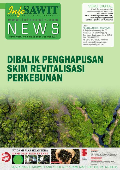 NEWSWEEK  Vol 6 No 96 Edisi 1-15 mei 2017