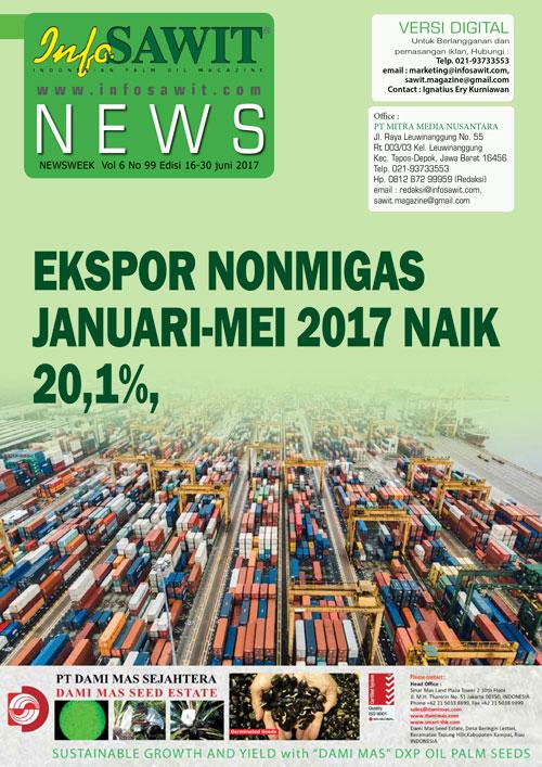 NEWSWEEK  Vol 6 No 99 Edisi 16-30 juni 2017