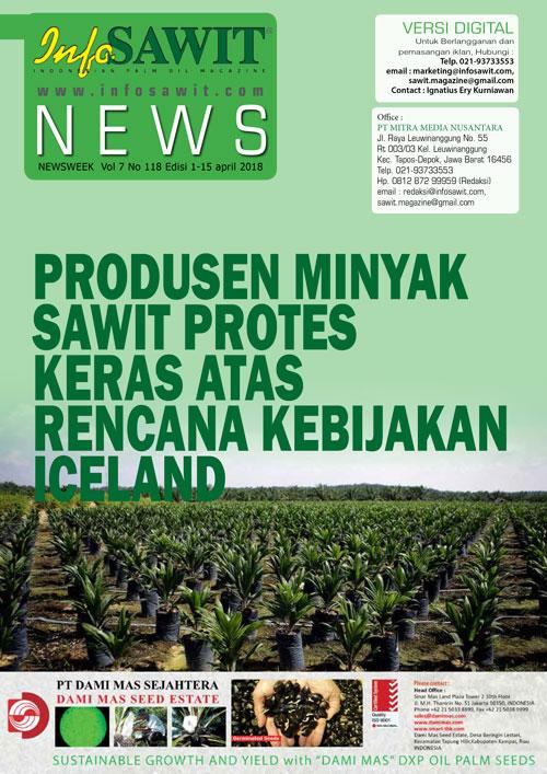 NEWSWEEK  Vol 7 No 118 Edisi 1-15 april 2018