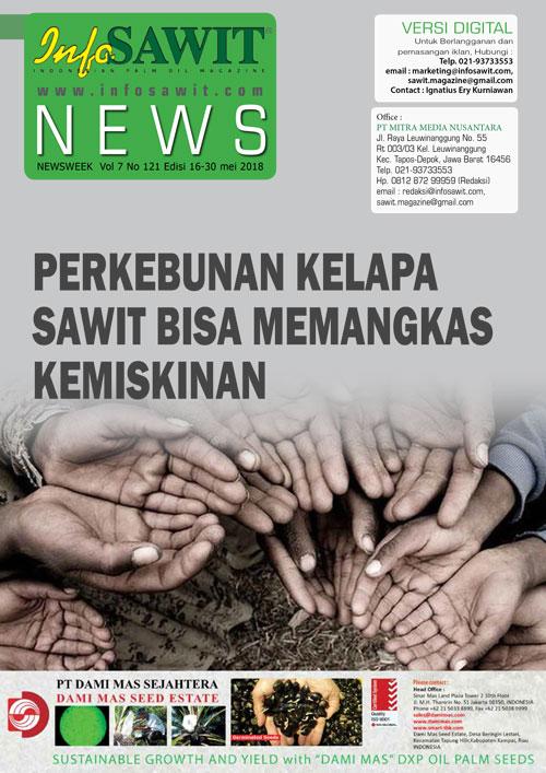 NEWSWEEK  Vol 7 No 121 Edisi 16-30 mei 2018
