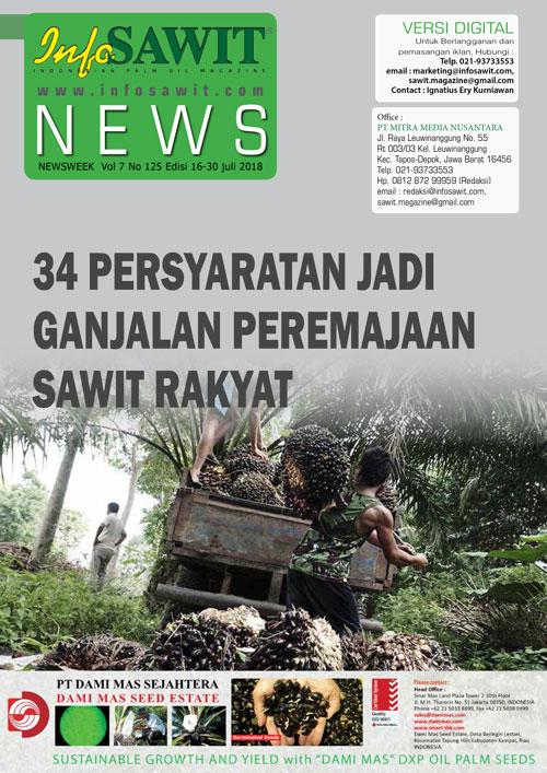 NEWSWEEK  Vol 7 No 125 Edisi 16-30 juli 2018