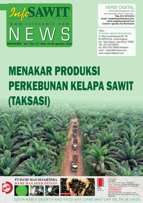 NEWSWEEK  Vol 7 No 127 Edisi 16-30 agustus 2018