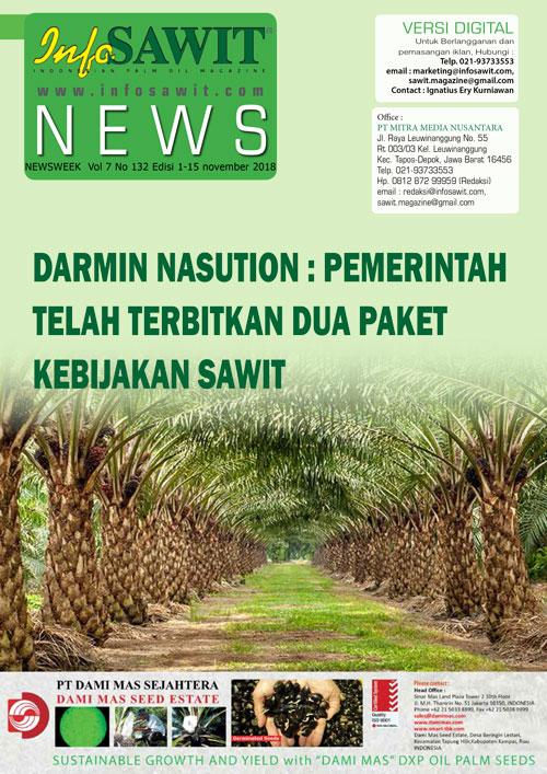NEWSWEEK  Vol 7 No 132 Edisi 1-15 november 2018