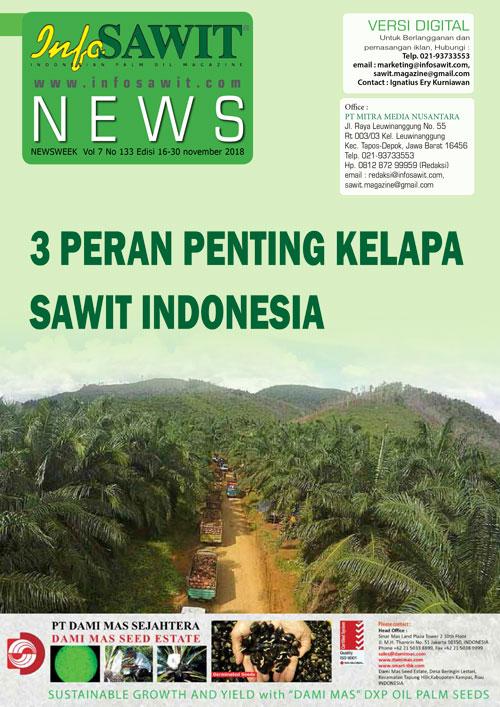 NEWSWEEK  Vol 7 No 133 Edisi 16-30 november 2018