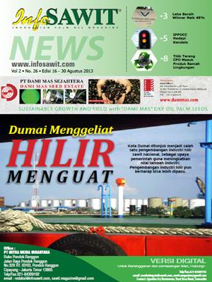 NEWSWEEK Vol 2 No 26 Edisi 16 - 30 Agustus 2013