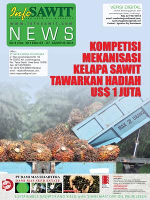 NEWSWEEK Vol 4 No 30 Edisi 03-07 AGUSTUS 2015