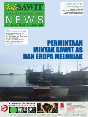 NEWSWEEK Vol 4 No 31 Edisi 10-14 AGUSTUS 2015